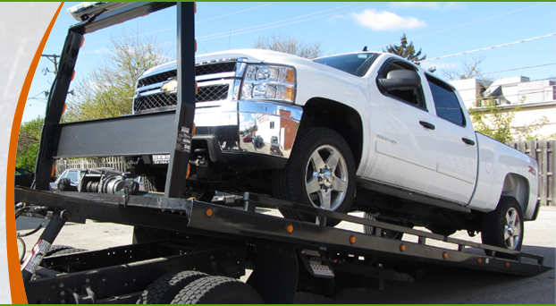 Towing UES – NYC